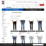 3x Pairs of Jeans for $109 ($36.33 Each) @ Just Jeans