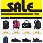 Clearance Sale - 50% off Men/Women Le Coq Sportif, Ellesse & Women's Champion Items + 20% off Women's Puma, Nike @ Insport