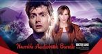 Humble Audiobook Bundle: Doctor Who + Torchwood - US $1 (~AU $1.35) Minimum