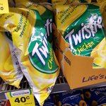 Twisties Chicken 155g $0.40 on Clearance @ Woolworths Cottesloe WA