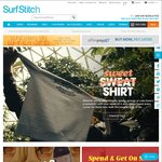 $25 off Full Price Items (Min Spend $100) @SurfStitch (Ends 27th March)
