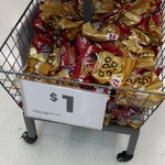 Old Gold 180g Share Pack $1 @ The Reject Shop