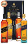 Johnnie Walker The Collection Scotch Whisky Pack 4x200ml (Boxed) $119 Delivered @ Gooddrop