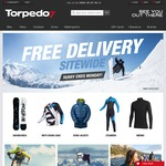 Torpedo 7 Free Shipping Site Wide Today Only