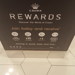 1 Day Free Parking (on The Day You Signup) at Crown Casino Melbourne with Crown Rewards