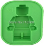 """Silicone """"LEGO"""" Man Mould US $0.92 (AU $1.16) Delivered @ AliExpress"""