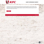 Free Regular KFC Chips & Drink (Minimum Spend $4.95) When Completing Feedback @ KFC