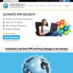 Ironsocket VPN 50% off coupon  (US $24.97 / AU $32.85 per year)