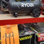 Ryobi Air Compressor 50L Normally $199 Now $159 Bunnings