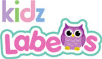 Back to School Sales @ KidzLabels - up to 55% OFF on Name Labels Value Pack from KidsLabelz - Starting $24.00 for Pack of 126