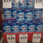 Finish Classic Powerball 110 Pack - 2 for $29 @ The Reject Shop
