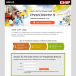 Free Cyberlink PhotoDirector 8 Deluxe from Chip.de