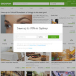 $10 off $29 Spend @ Groupon