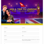 Win a Trip to London for 2 Worth $6,863 from Nine Network