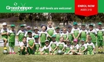 Two Kids Soccer Training Sessions for One Child ($6) with Grasshopper Soccer, Nationwide (Was $41.25) @ Groupon