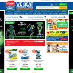 Gillette (Some Exceptions) and Schick (All) Products 50% off RRP at Chemist Warehouse