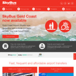 [VIC] 10% off Skybus (Any) Return Tickets [MEL, AVV Airport]