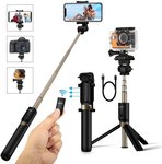 BlitzWolf Selfie Stick Tripod with Remote for $20.69 Delivered from Rauhimoop @ Amazon AU