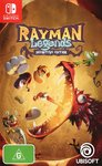 [Nintendo Switch] Rayman Legends Definitive Edition Switch $29 Plus Shipping @ Amazon AU