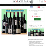 The Sensation Mixed Reds Volume 2 | $138/Dozen (Delivered) @ Skye Cellars
