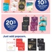 10% off Accor, Kobo, Purebaby, Goodfood & 20% off The Movie Card, Gourmet Restaurant & Spafinder Gift Cards at Big W