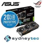 ASUS ROG Strix GTX 1080 for $799.20 from Sydneytec eBay Store
