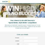 Win 1 of 5 Lots of $20000 Cash from Suncorp-Metway