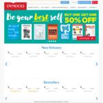 Free Shipping @ Dymocks.com.au