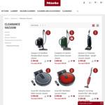 Miele Scout RX1 Robot Vac $599 (Save $400) & Dynamic U1 Powerline Upright Vac $299 (Save $500) Vac Clearance @ Miele Online Shop