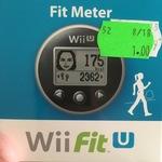 [VIC] Wii Fit U Fit Meter $1 (Save $27) at JB Hi-Fi Southland