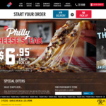 [VIC] Value or Traditional Pizzas $3.95 @ Domino's Hawthorn