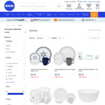 Corelle Dinnerware and Crockery 30% off (e.g Corelle 16 Piece Dinner Sets for $41.30) at Big W