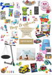 Win 1 of 3 Christmas Prize Packs from Beaches Kids