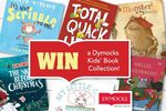 Win a Dymocks Kids' Book Collection Worth $208.90 from Mum Central