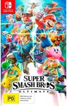 [Switch] Super Smash Bros Ultimate $68 @ Harvey Norman