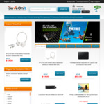 ESET Internet Security 3 PC 1 Yr License $9.90, APC 700VA UPS $65 + Post, NVME SSD $95 (+2% Surcharge for CC/PayPal) @ SaveOnIT