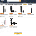 Philips One Blade Hybrid $39.99/ One Blade Pro $46.99 + Delivery (Free with Prime Membership) @ Amazon AU