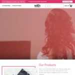 25% off All Hair Straighteners $74.95 & Free Shipping Aus Wide @ Nav's Hair