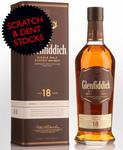 Glenfiddich 18 Year Old Single Malt Scotch Whisky 700ml (Scratch & Dent Clearance) $94.99 + Shipping (Free >$200)  @ Nicks