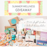 Win a Summer Wellness Prize Pack Worth Over $1600 from RY Entities