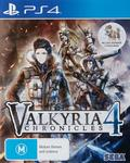 [PS4] Valkyria Chronicles 4 Legendary Edition $35.19 + Delivery (Free with Prime/ $49 Spend) @ Amazon AU