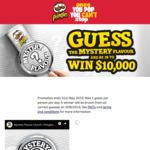 Win $10,000 Cash from Pringles