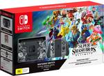 Nintendo Switch Super Smash Bros Ultimate Edition $489 @ Big W