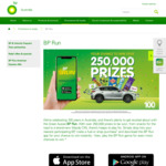 Win a Share of Over $1,140,000 Worth of Prizes (Mazda CX5/ $1,000 Cash x 56/ Instant Prizes) from BP