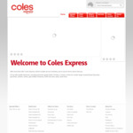 Flybuys/Coles Express: Save $0.06/L (Up to $0.10) on Every Petrol Purchase (Excluding LPG and Diesel)