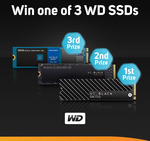Win 1 of 3 WD SDDs Worth Up to $495 from Scan