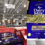 [QLD] Cadbury Dairy Milk Chocolate Block 10kg $99.99 @ Costco, Ipswich (Membership Required)