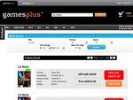 L.A. Noire $61.00 + DLC + Free Delivery @ GamesPlus