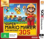 [3DS] Super Mario Maker for Nintendo 3DS (Nintendo Selects) $25 + Delivery (Free with Prime/ $49 Spend) @ Amazon AU