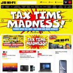 Telstra $65pm for 12m with 60GB Data & $500 JB Gift Card @ JB Hi-Fi